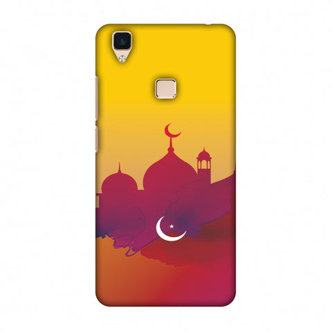 Places Of Worship 1 Slim Hard Shell Case For Vivo V3