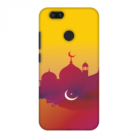 Places Of Worship 1 Slim Hard Shell Case For Xiaomi MI A1-5X