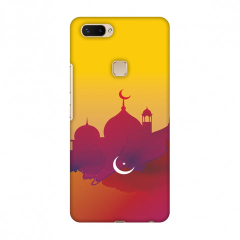Places Of Worship 1 Slim Hard Shell Case For Vivo X20 Plus