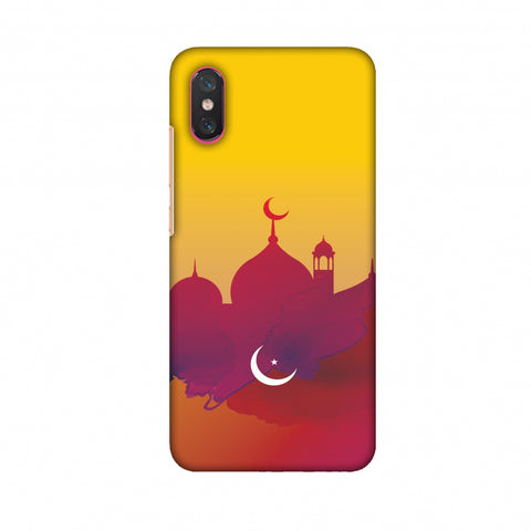 Places Of Worship 1 Slim Hard Shell Case For Xiaomi Mi 8 Pro