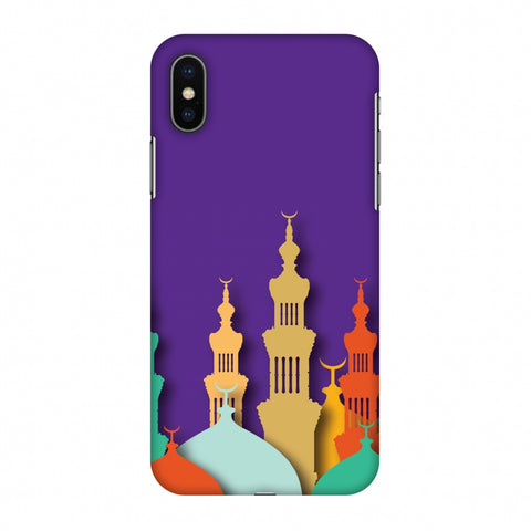 Places Of Worship 2 Slim Hard Shell Case For Apple iPhone X