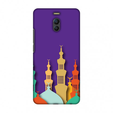 Places Of Worship 2 Slim Hard Shell Case For Meizu Note 6