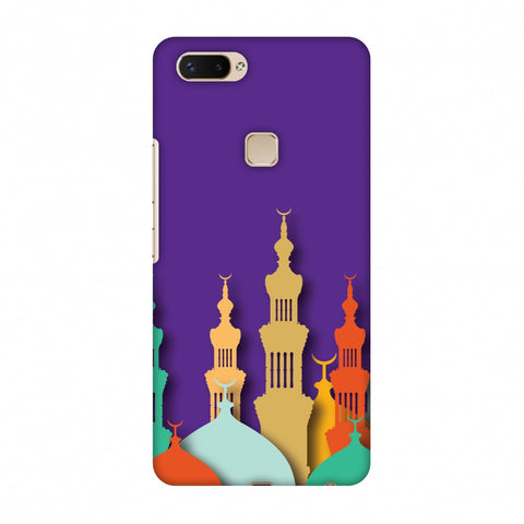 Places Of Worship 2 Slim Hard Shell Case For Vivo X20 Plus