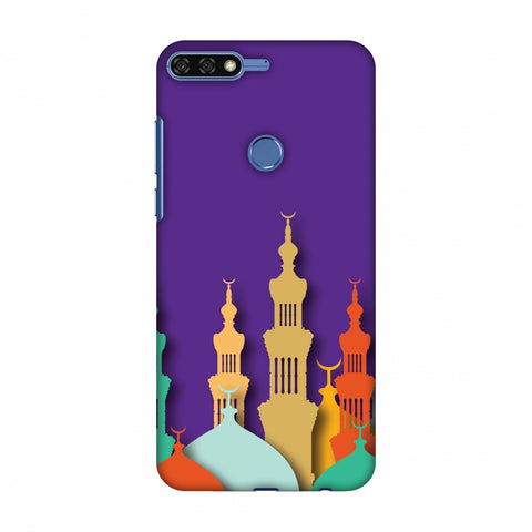 Places Of Worship 2 Slim Hard Shell Case For Huawei Honor 7C