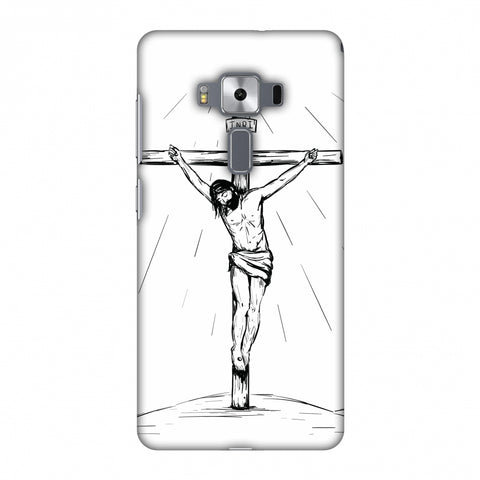 Places Of Worship 3 Slim Hard Shell Case For Asus Zenfone 3 Deluxe ZS570KL