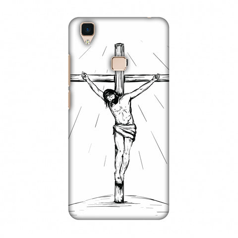 Places Of Worship 3 Slim Hard Shell Case For Vivo V3