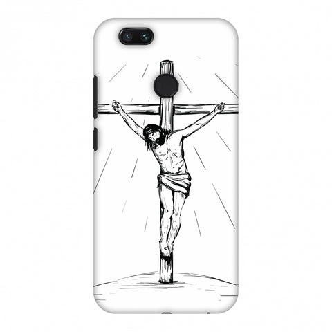 Places Of Worship 3 Slim Hard Shell Case For Xiaomi MI A1-5X