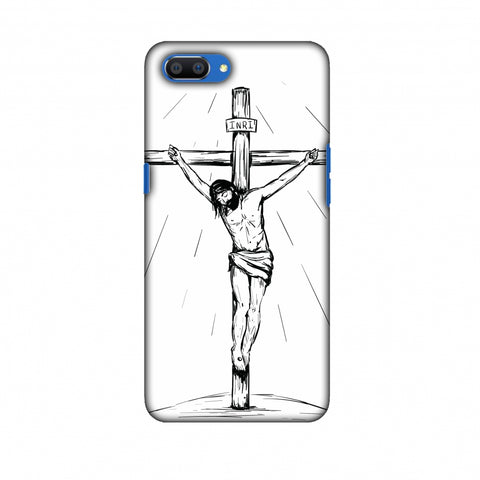 Places Of Worship 3 Slim Hard Shell Case For Oppo Realme C1