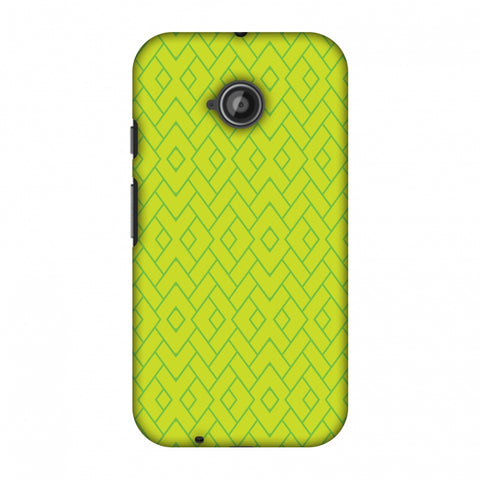 Intersections 7 Slim Hard Shell Case For Motorola Moto E 2nd Gen