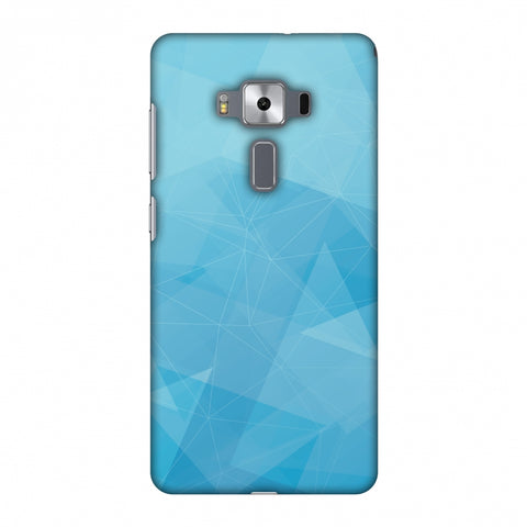 Polygon Fun 5 Slim Hard Shell Case For Asus Zenfone 3 Deluxe ZS570KL