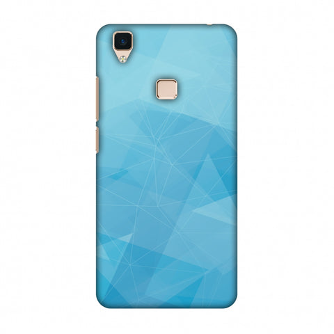 Polygon Fun 5 Slim Hard Shell Case For Vivo V3