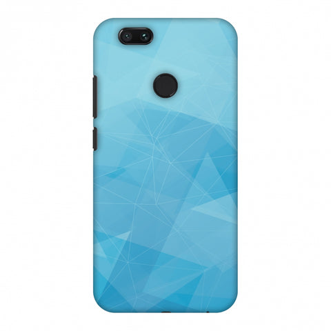 Polygon Fun 5 Slim Hard Shell Case For Xiaomi MI A1-5X