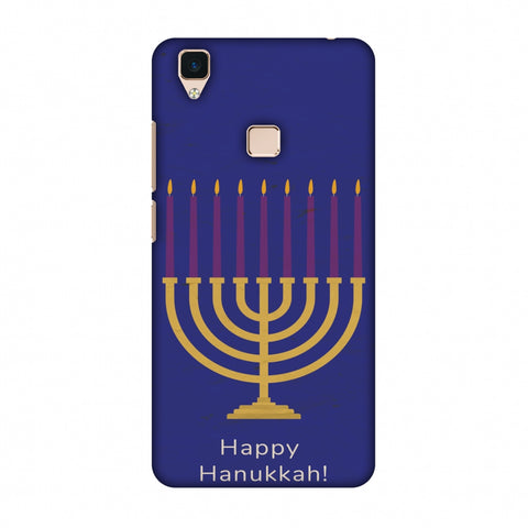 Hanukkah 1 Slim Hard Shell Case For Vivo V3