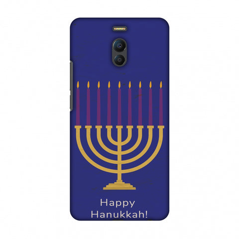Hanukkah 1 Slim Hard Shell Case For Meizu Note 6