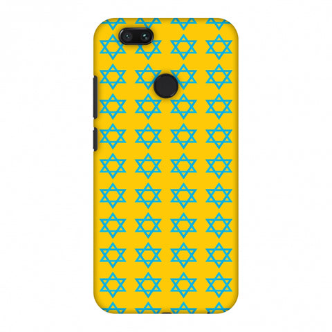 Hanukkah Pattern 1 Slim Hard Shell Case For Xiaomi MI A1-5X