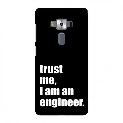 Proud To Be A Engineer 1 Slim Hard Shell Case For Asus Zenfone 3 Deluxe ZS570KL
