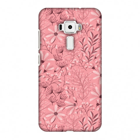 Pretty Flowers 3 Slim Hard Shell Case For Asus Zenfone 3 ZE520KL