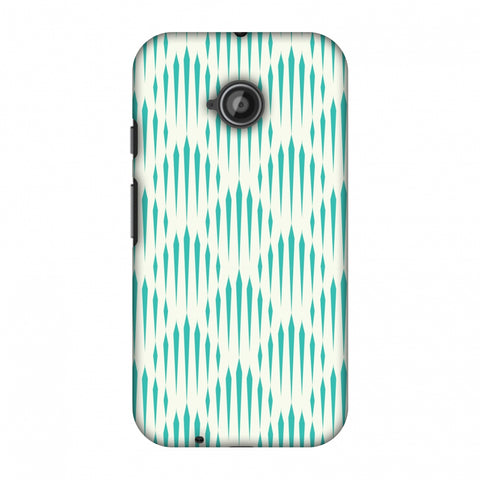 Stripes 1 Slim Hard Shell Case For Motorola Moto E 2nd Gen
