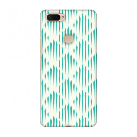Stripes 1 Slim Hard Shell Case For Vivo X20 Plus