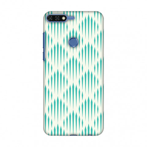 Stripes 1 Slim Hard Shell Case For Huawei Honor 7C