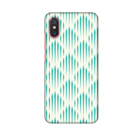 Stripes 1 Slim Hard Shell Case For Xiaomi Mi 8 Pro