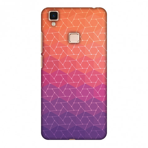 Funky Dot Pop 2 Slim Hard Shell Case For Vivo V3 Max