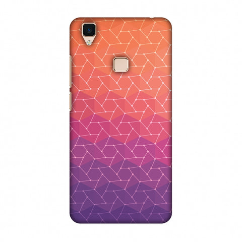 Funky Dot Pop 2 Slim Hard Shell Case For Vivo V3
