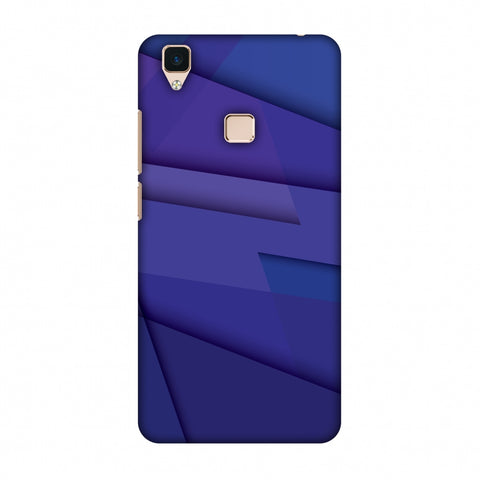 Intersections 8 Slim Hard Shell Case For Vivo V3