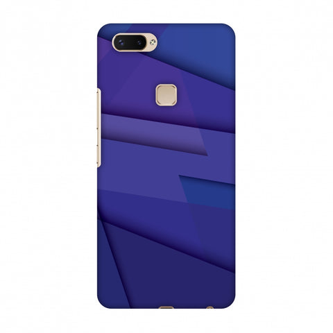Intersections 8 Slim Hard Shell Case For Vivo X20 Plus