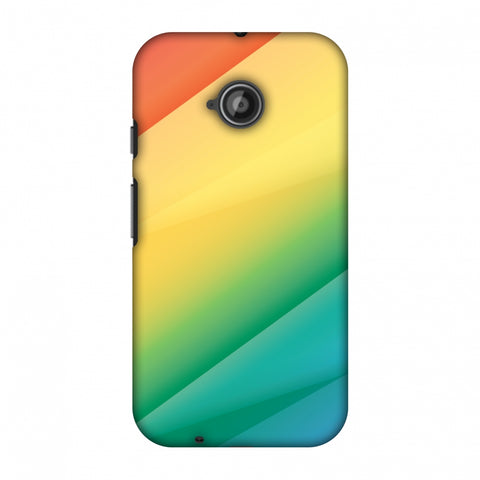 Intersections 9 Slim Hard Shell Case For Motorola Moto E 2nd Gen