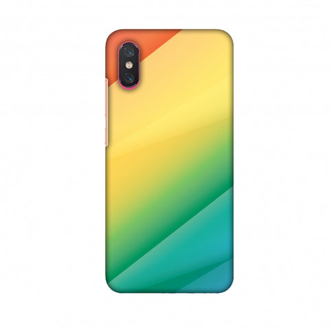 Intersections 9 Slim Hard Shell Case For Xiaomi Mi 8 Pro
