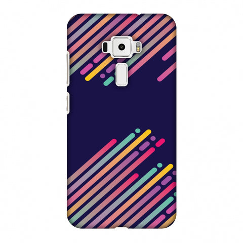 Stripes 2 Slim Hard Shell Case For Asus Zenfone 3 ZE520KL