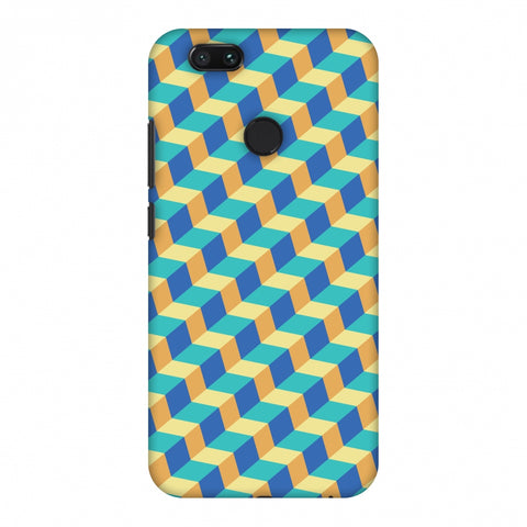 Hexamaze 6 Slim Hard Shell Case For Xiaomi MI A1-5X