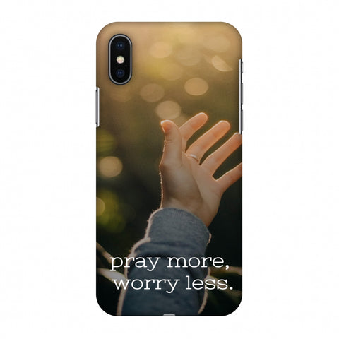 Quran 3 Slim Hard Shell Case For Apple iPhone X