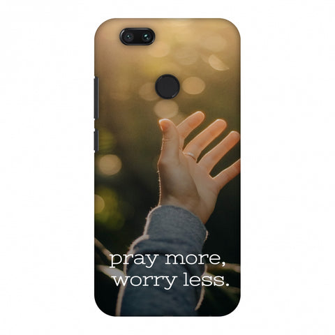 Quran 3 Slim Hard Shell Case For Xiaomi MI A1-5X