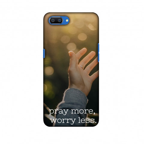 Quran 3 Slim Hard Shell Case For Oppo Realme C1