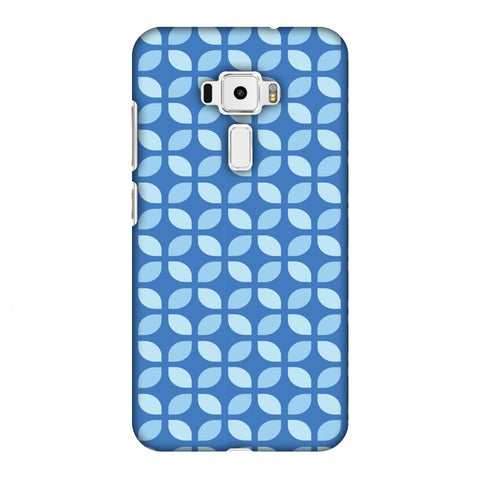 Geometric Flowers 3 Slim Hard Shell Case For Asus Zenfone 3 ZE520KL