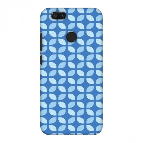 Geometric Flowers 3 Slim Hard Shell Case For Xiaomi MI A1-5X