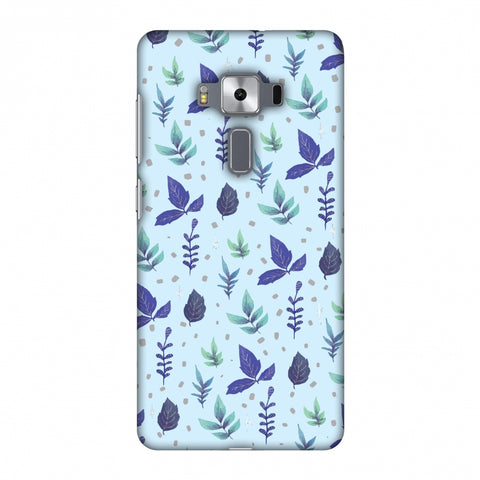 Pretty Flowers 2 Slim Hard Shell Case For Asus Zenfone 3 Deluxe ZS570KL