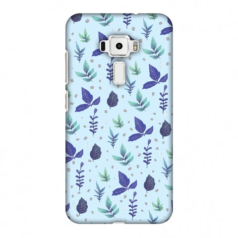 Pretty Flowers 2 Slim Hard Shell Case For Asus Zenfone 3 ZE520KL