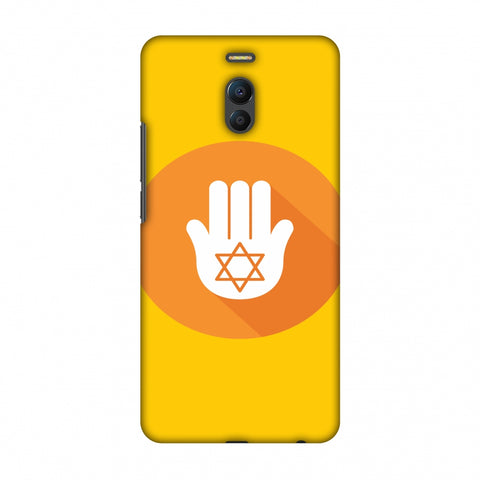 Hanukkah 3 Slim Hard Shell Case For Meizu Note 6