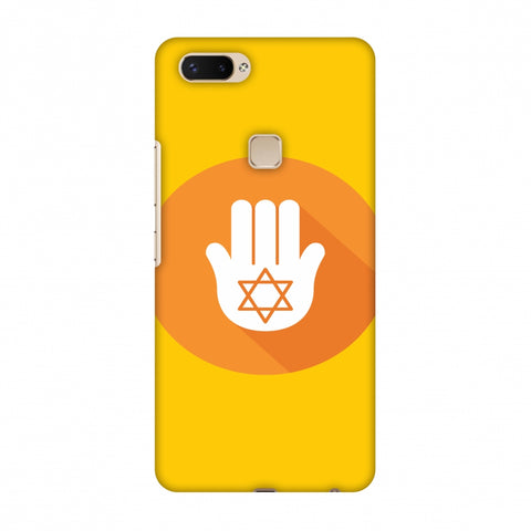 Hanukkah 3 Slim Hard Shell Case For Vivo X20 Plus