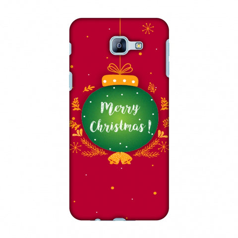 Christmas Slim Hard Shell Case For Samsung Galaxy A8 2016