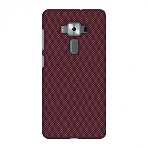 Tawny Port Texture Slim Hard Shell Case For Asus Zenfone 3 Deluxe ZS570KL
