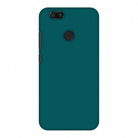 Shaded Spruce Slim Hard Shell Case For Xiaomi MI A1-5X