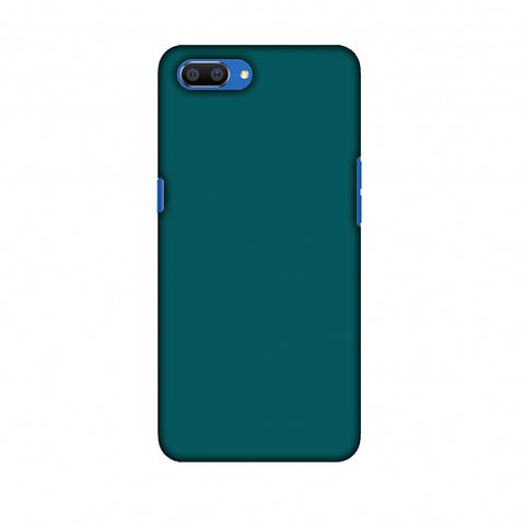 Shaded Spruce Slim Hard Shell Case For Oppo Realme C1