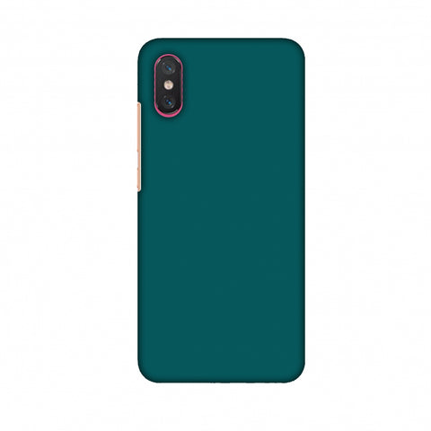 Shaded Spruce Slim Hard Shell Case For Xiaomi Mi 8 Pro