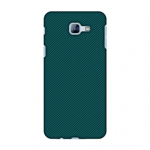 Shaded Spruce Texture Slim Hard Shell Case For Samsung Galaxy A8 2016