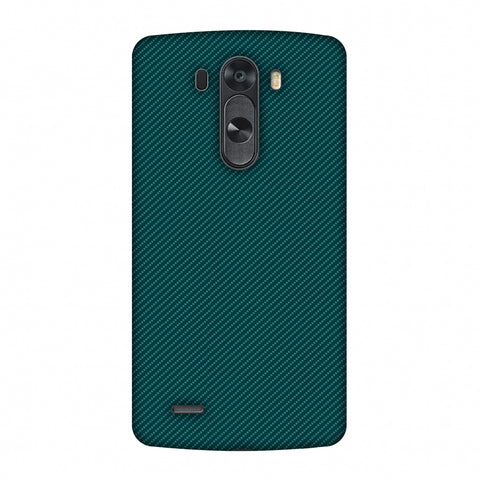 Shaded Spruce Texture Slim Hard Shell Case For LG G4