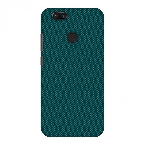 Shaded Spruce Texture Slim Hard Shell Case For Xiaomi MI A1-5X